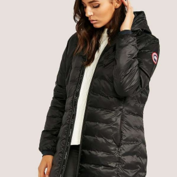 ae1fb839f0af Canada Goose Jackets   Blazers - Canada Goose Camp Hooded Jacket